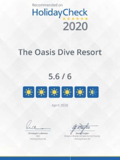Holiday Check Oasis 2020a